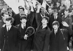 Remember the Beatles' first visit?