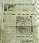 The Star:  HF- Bloom Regional Championship Game March 3, 1967
