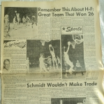 The Star - Elite 8 game in Champaign - March 17, 1967