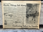 The Star December 10, 1967 - HF win over Lincolnway 58 - 51.