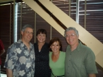 Navy Pier, July 2011: Don Rawitsch, Cheryl Marty, Janet Reed, Phil Pagoria